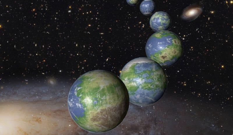 La mayoría de los planetas similares a la Tierra aún no ha nacido, según la NASA