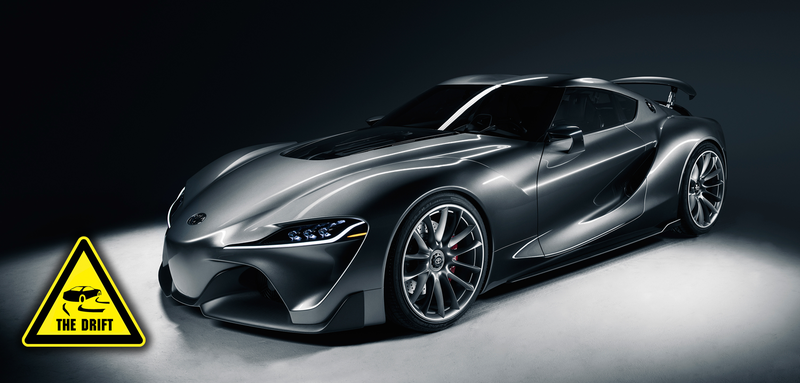 Illustration for article titled Supra Successor Supposedly Half BMW Without The Looks