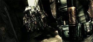 Illustration for article titled Resident Evil 5 Screens