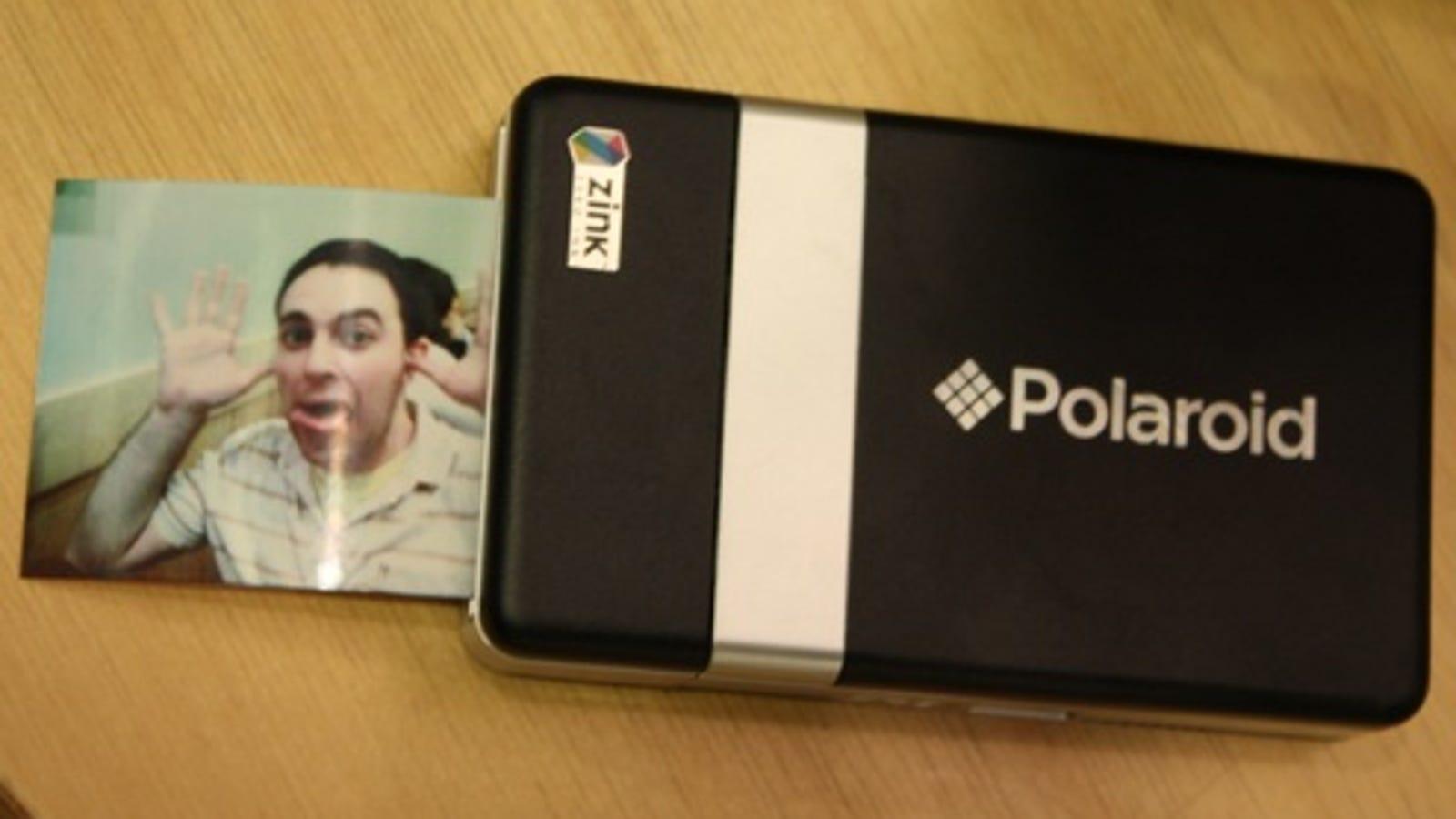 Lightning Review Polaroid Pogo Wireless Mobile Printer