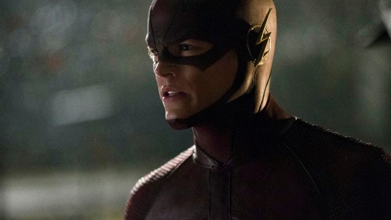 Grant Gustin in The Flash (The CW)