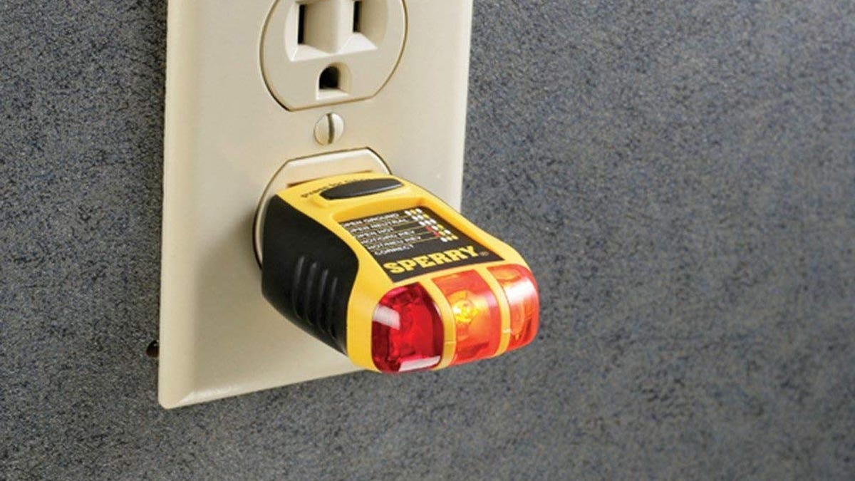 This $6 Outlet Tester Is Shockingly Useful