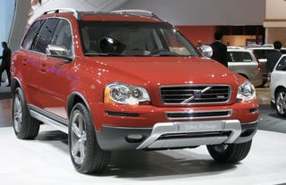 Illustration for article titled Detroit Auto Show: Volvo R-Design XC90 Adds Sporty Style Without Burden of Sporty Performance