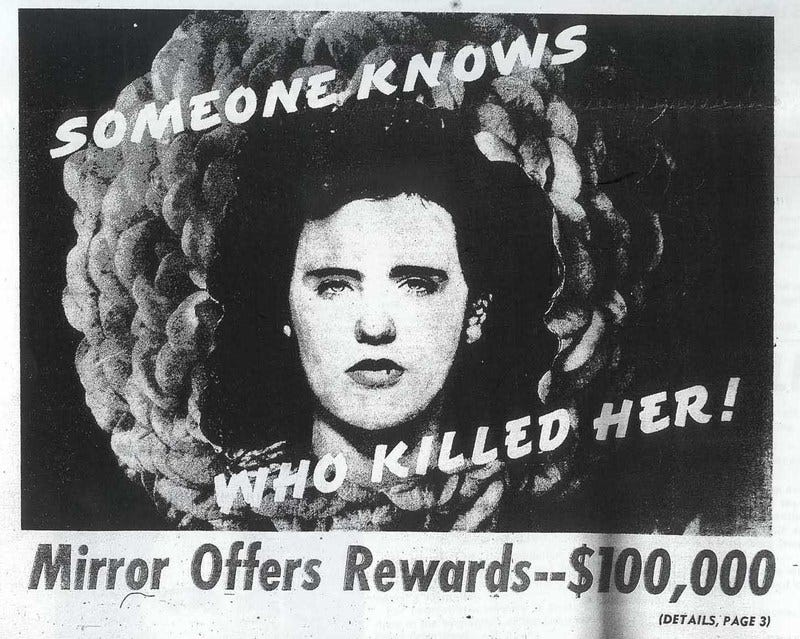Illustration for article titled Who Killed The Black Dahlia? A Look At The Most Compelling Suspect