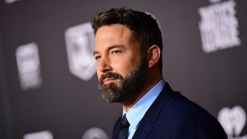 Illustration for article titled Ben Affleck's back tattoo is real, terrible