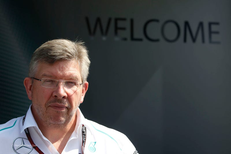 Illustration for article titled Ross Brawn means BUSINESS