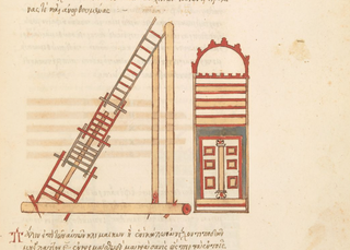 Illustration for article titled Rare Medieval Manuscripts On Ancient War Machines Are Now Online