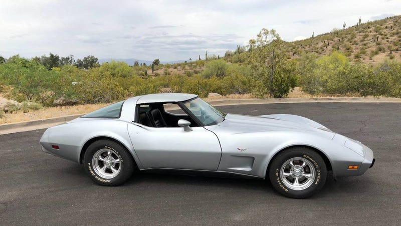 At $7,995, Does This 1979 Chevy Corvette Have Its Price And Its Engine In The Right Place?
