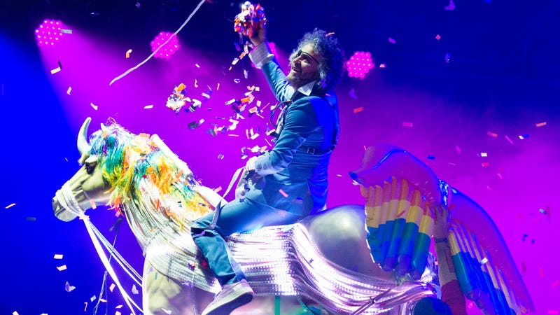 Illustration for article titled Last call: Let's take a moment to appreciate The Flaming Lips