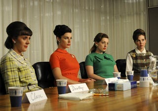 Illustration for article titled Mad Men: The Psychology Of Women