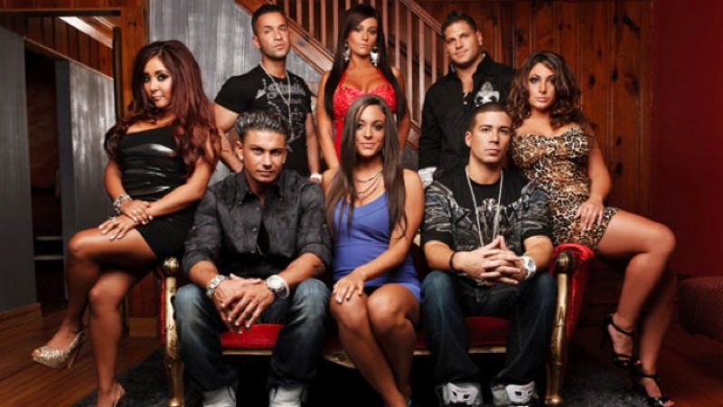 Illustration for article titled Jersey Shore cast will return to getting drunk and arrested in America
