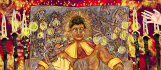 Illustration for article titled FSU Art Student Creates Painting Of Frat Bro Blowing Jameis Winston