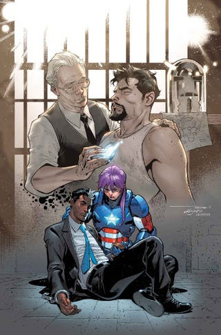 Illustration for article titled U.S.Avengers Continues to Be the Best