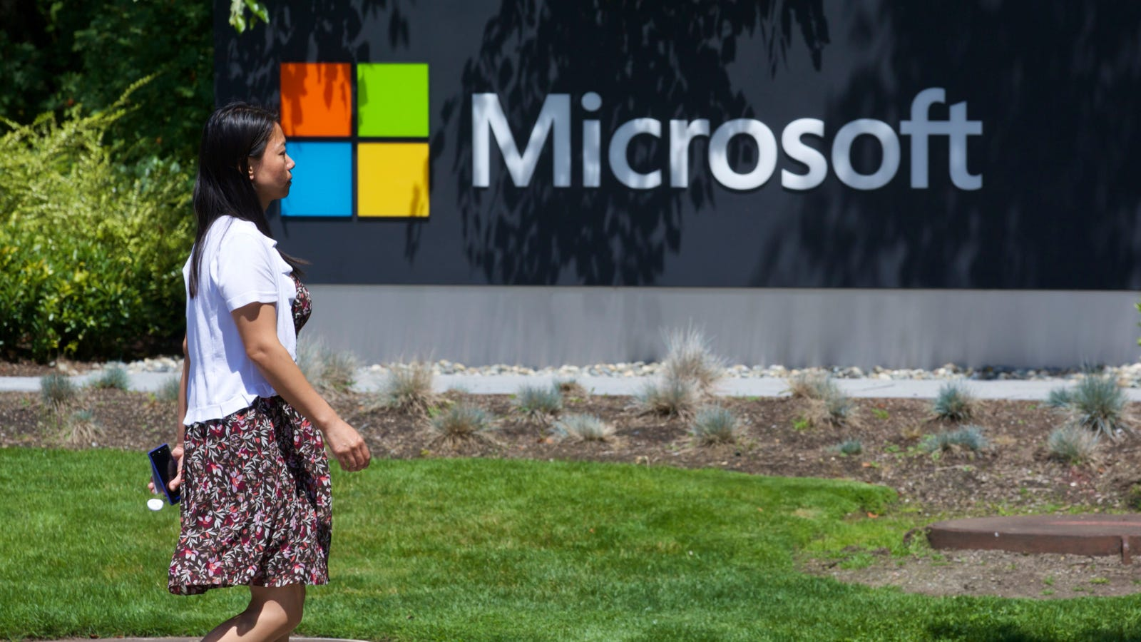 Microsoft Upheld Less Than 1 Percent of Gender Discrimination Complaints by Female Employees, Court Documents Say