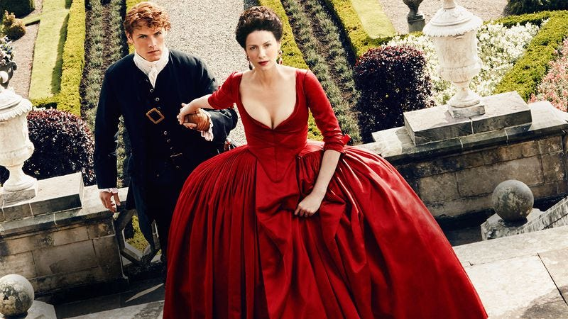 Illustration for article titled Outlander's not just sexy—it's important