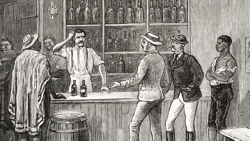 Illustration for article titled All Bars Should Do Two Things