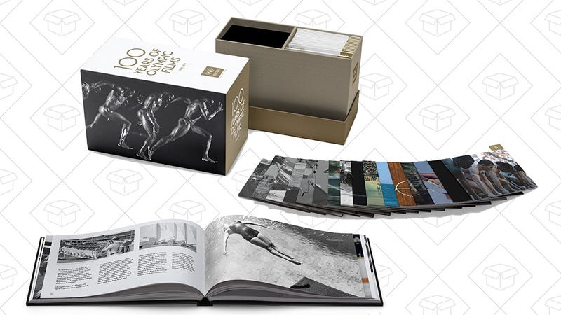 100 Years of Olympic Films | $200 | Amazon