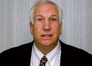 Jerry Sandusky (UPI/Pennsylvania Office of Attorney General)
