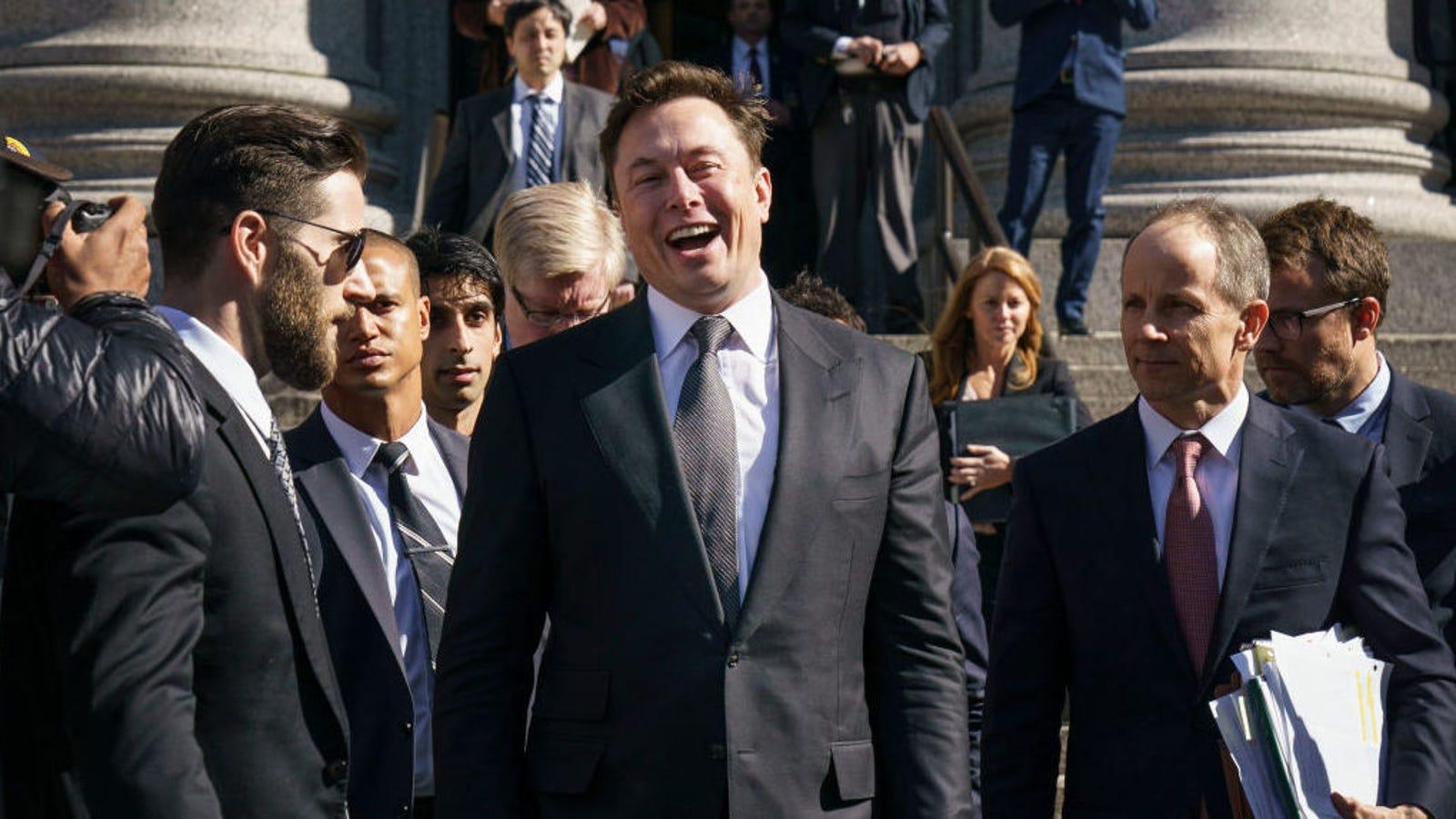 'I Will Nuke You', Elon Musk Allegedly Tells Former Employee
