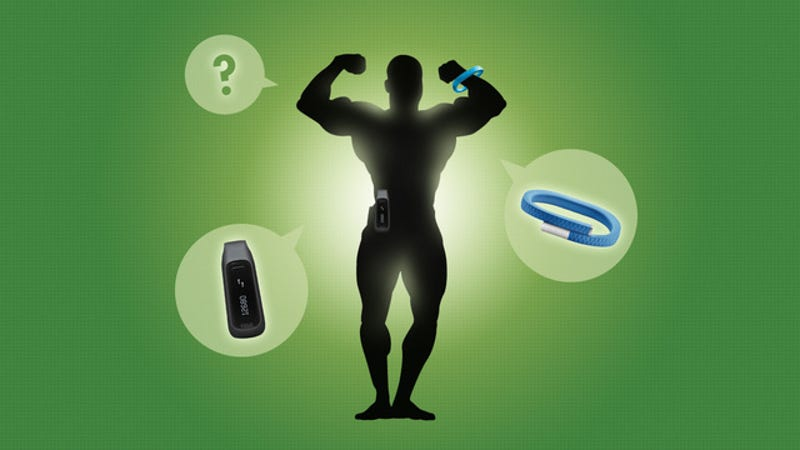 Illustration for article titled How to Make the Most Of Your Fitness Tracker (Without Falling Off the Wagon)