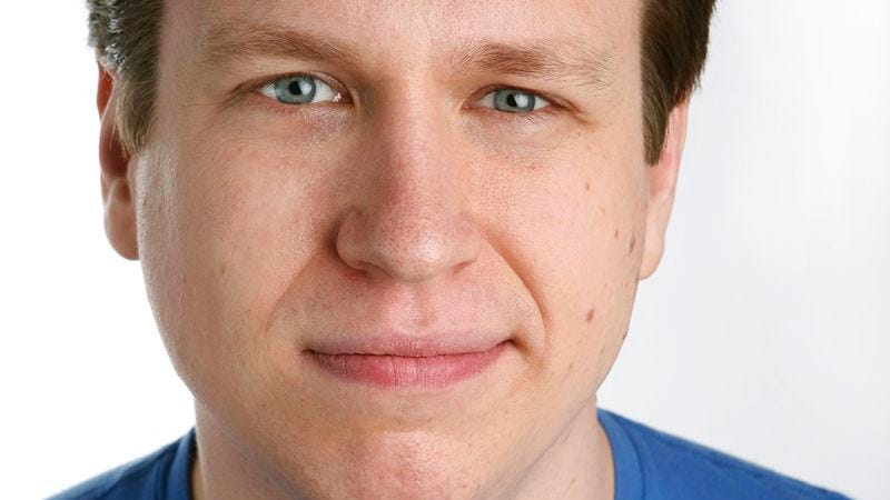 Illustration for article titled Pete Holmes:Nice Try, The Devil