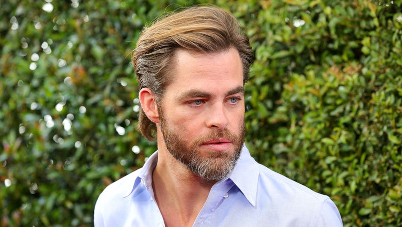 Illustration for article titled Chris Pine Depressed By Realization He Could Probably Win Governorship Somewhere