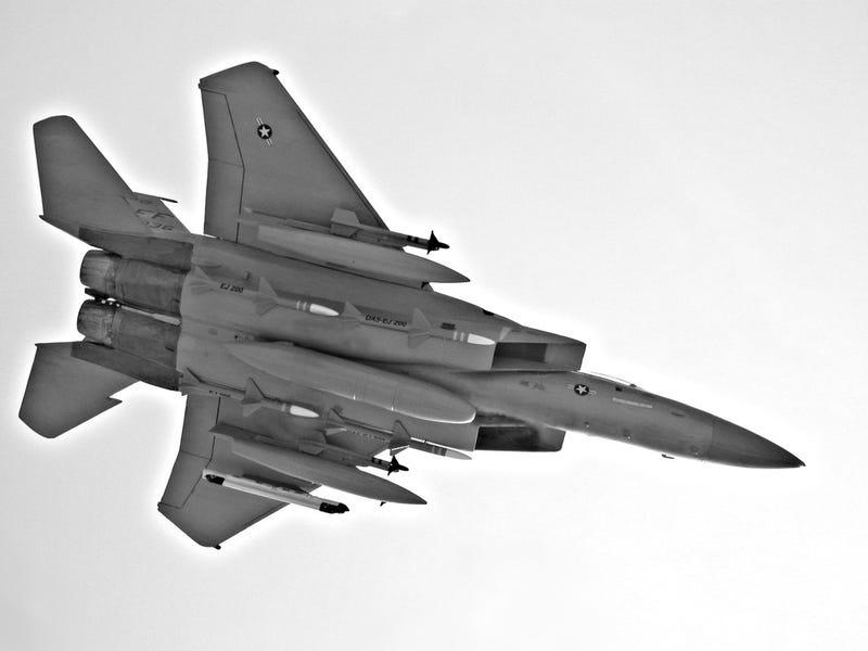 Illustration for article titled ¿Aviones reales o maquetas? El arte de engañar con fotos perfectas