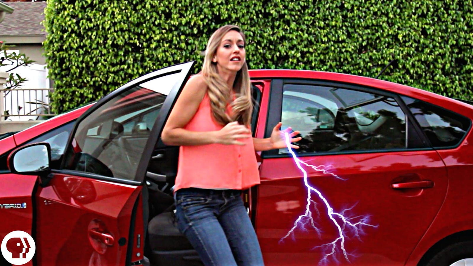 The Easiest Way To Avoid Static Shock When Exiting Your Car