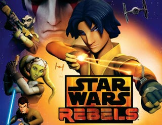 Illustration for article titled Star Wars Rebels Season 1 is a Must-Buy Blu-ray for Star Wars Fans
