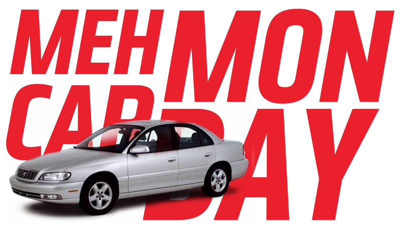 Illustration for article titled Meh Car Monday: Nobody Cares About The Cadillac Catera