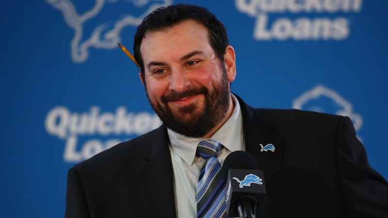 Illustration for article titled Report: Lions Coach Matt Patricia Was Indicted For Sexual Assault In 1996