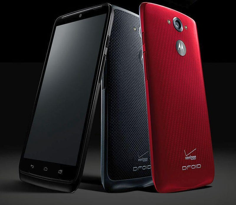 Illustration for article titled This Leak Gives Us a Good Look at Verizon's Droid Turbo