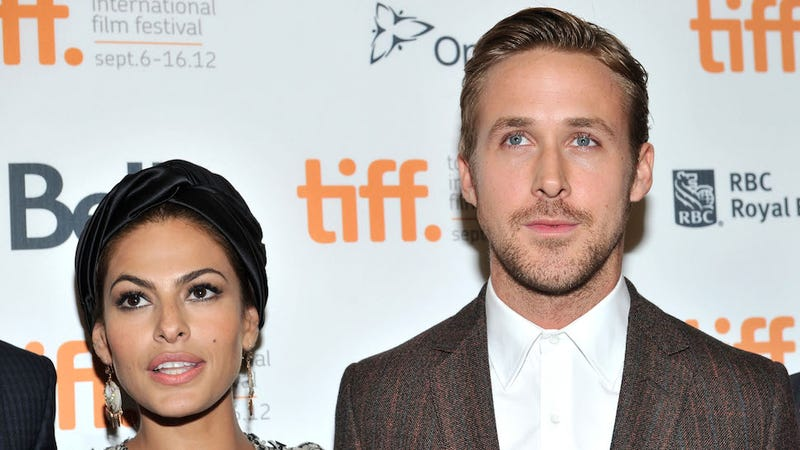 Illustration for article titled Eva Mendes Gives Birth: Ryan Gosling Has a Gosling