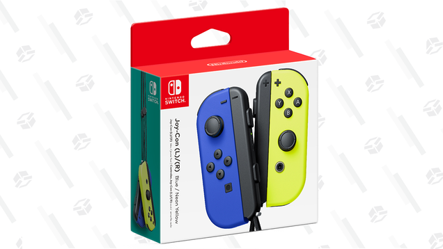 Replace Your Drifting Joy-Cons With a Nice New Pair for $69