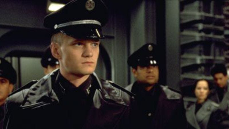 Bad Doogie (Screenshot: Starship Troopers)