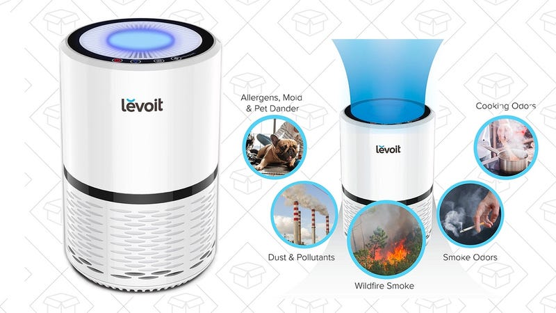 Levoit LV-H132 Air Purifier Filtration | $58 | Amazon | Prime members only