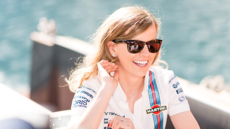 Illustration for article titled Susie Wolff Moves Closer To A Formula One Drive At Williams