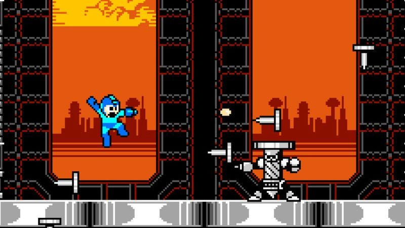 Illustration for article titled How fan-made games keep Mega Man alive in the face of Capcom's neglect