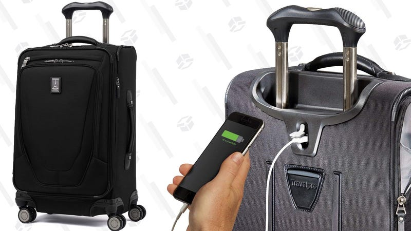 "Travelpro Crew 11 Spinner 21"" Carry-On 