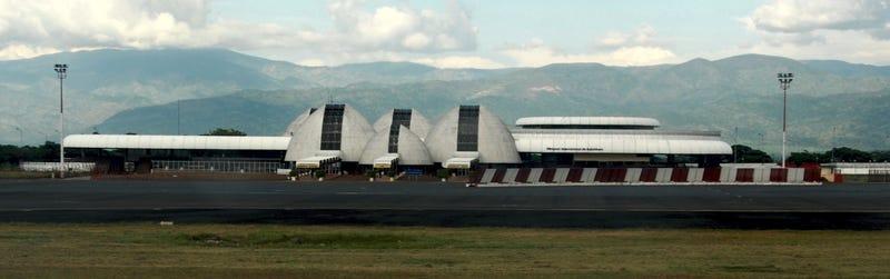 Illustration for article titled A bujumburai nemzetközi repülőtér fantasztikusan néz ki