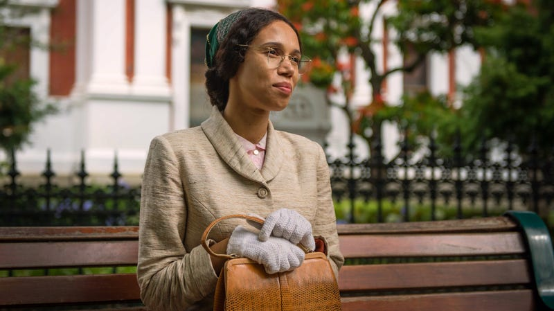 A powerful Doctor Who ensures Rosa Parks is the hero of her own story