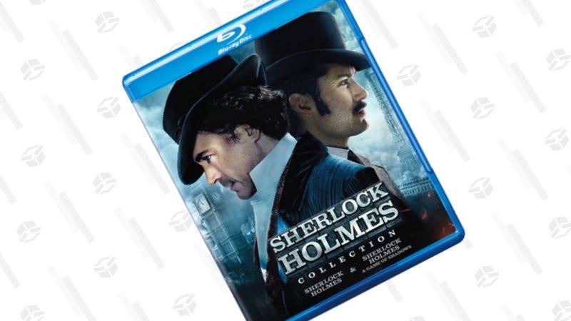 Sherlock Holmes Collection | $8 | Walmart