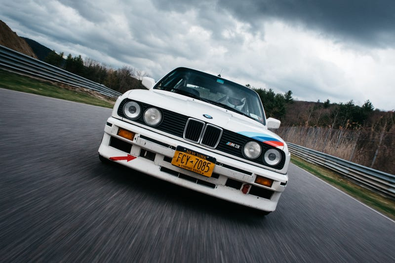 Illustration for article titled Your Ridiculously Awesome BMW E30 M3 Wallpaper Is Here