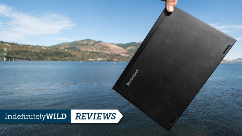 Illustration for article titled Lenovo LaVie Z 360 Review: The Ultimate Adventure Travel Computer?