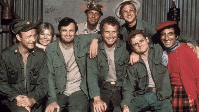 Illustration for article titled 10 classic episodes of M*A*S*H