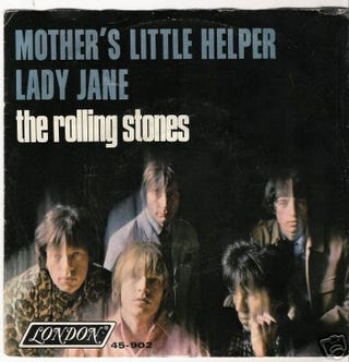 The drug in the Rolling Stones' song Mother's Little Helper