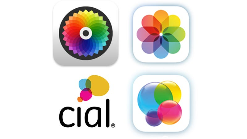 Illustration for article titled These New iOS 7 Icons Sure Look Familiar