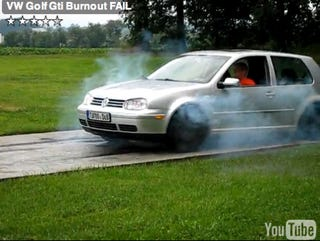 Illustration for article titled How To Do A Burnout Without Blowing Up Your Clutch