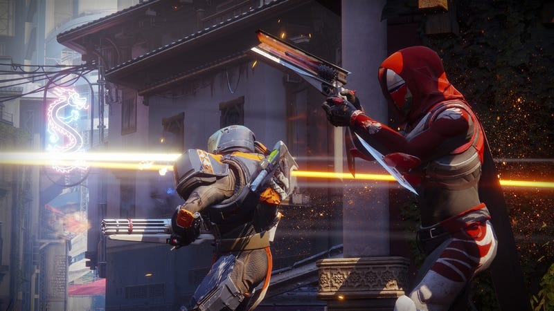 Hands On With Destiny 2 On PC