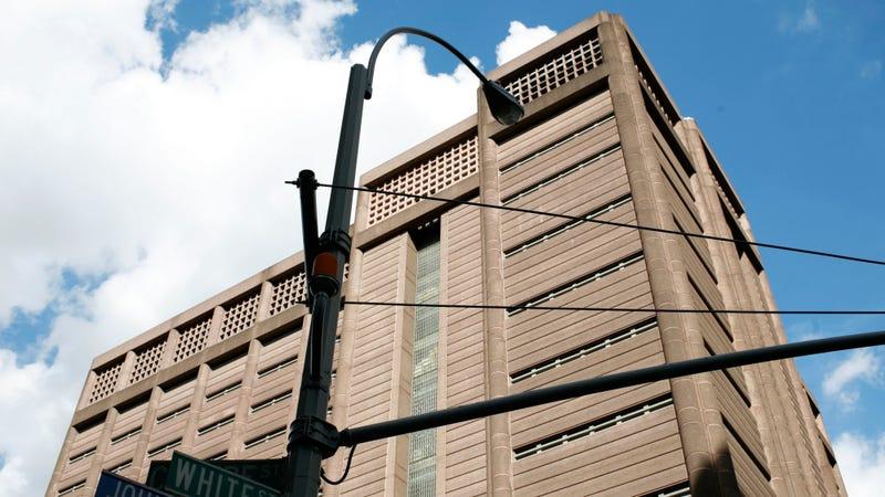 The Manhattan Detention Complex (Image via AP)